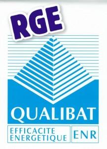 Logo Qualibat RGE n-¦8611 n-¦4312 n-¦4323